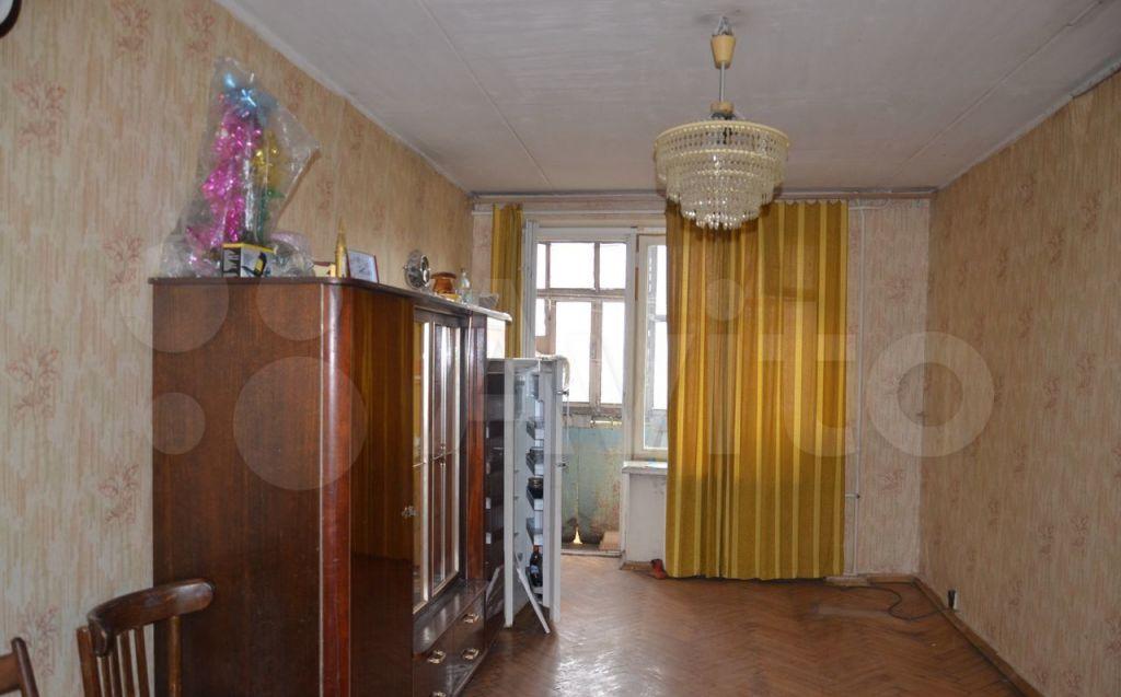 Продажа трёхкомнатной квартиры Москва, метро Текстильщики, Волжский бульвар 14, цена 10500000 рублей, 2021 год объявление №606327 на megabaz.ru