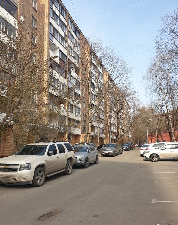 Продажа двухкомнатной квартиры Москва, метро Рижская, Трифоновская улица 56, цена 16100000 рублей, 2021 год объявление №606385 на megabaz.ru