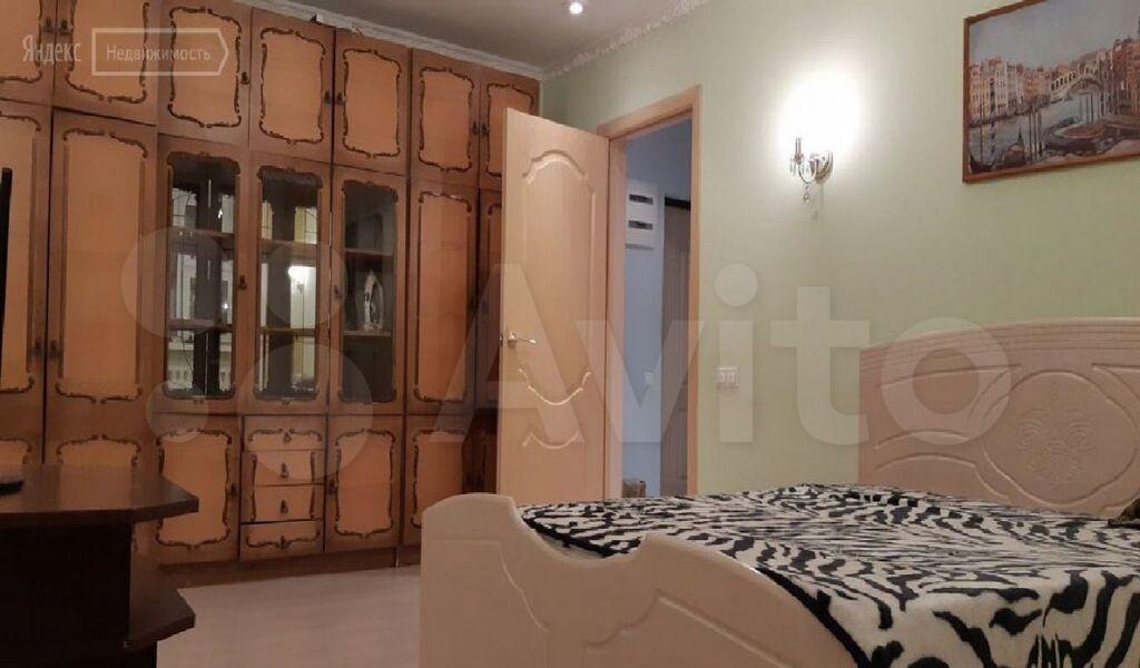 Аренда однокомнатной квартиры деревня Брёхово, цена 23000 рублей, 2021 год объявление №1268635 на megabaz.ru