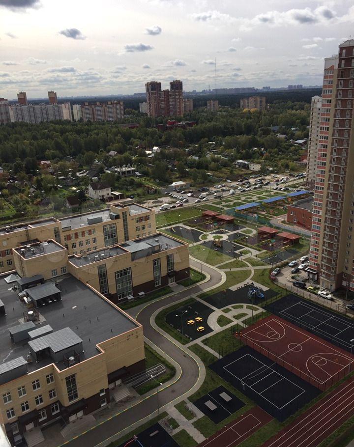 Продажа однокомнатной квартиры Балашиха, улица Дмитриева 20, цена 5800000 рублей, 2021 год объявление №582331 на megabaz.ru
