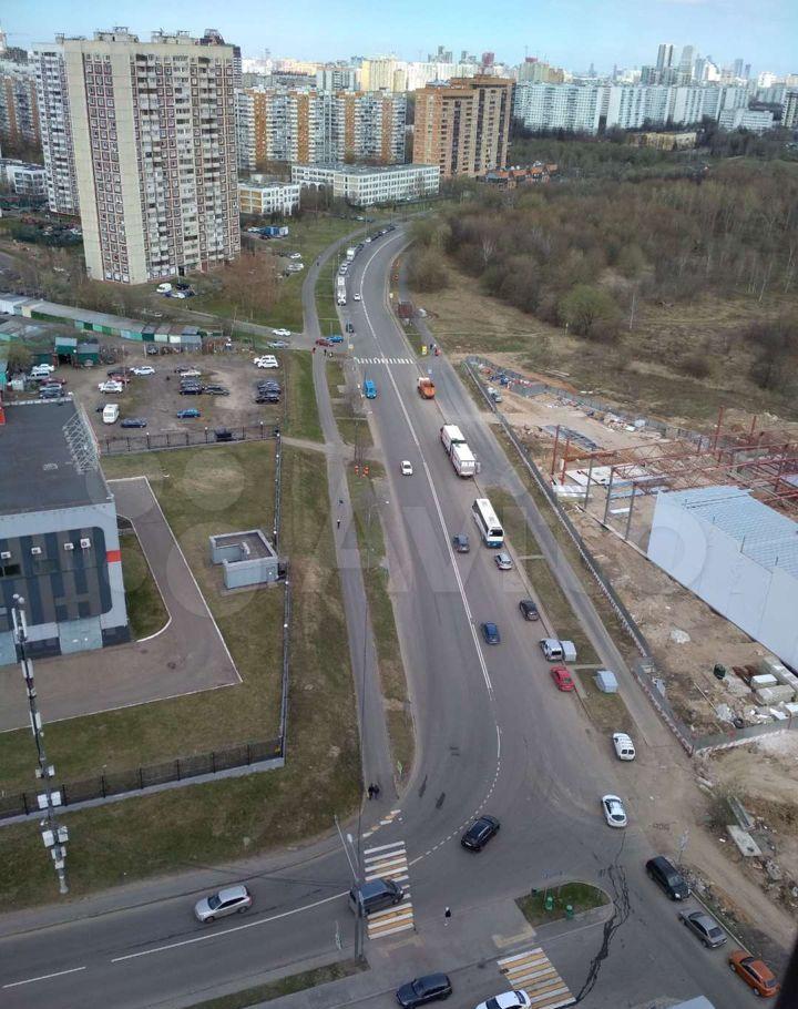 Продажа студии Москва, Востряковское шоссе 7с1, цена 6110000 рублей, 2021 год объявление №607037 на megabaz.ru