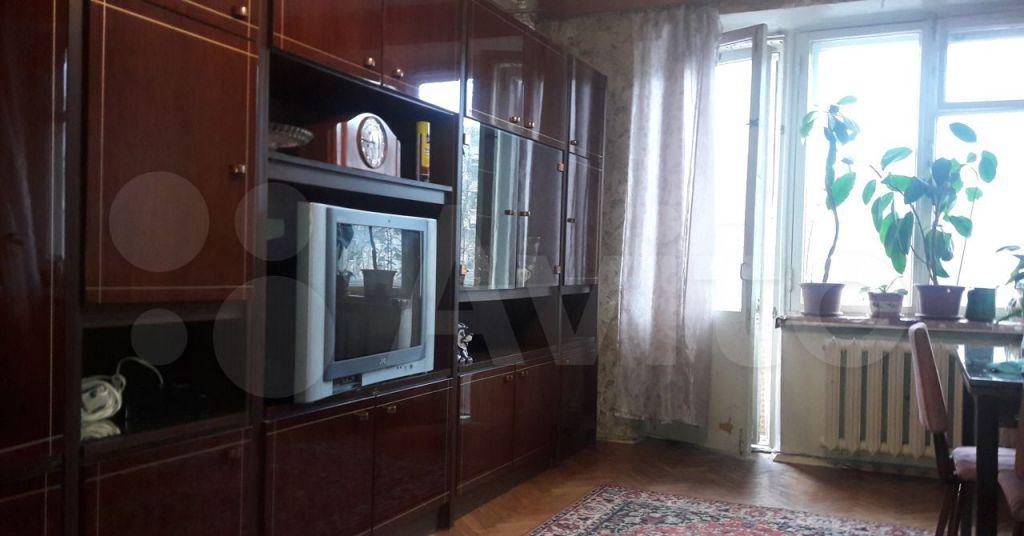 Продажа двухкомнатной квартиры Москва, метро Рязанский проспект, улица Паперника 17, цена 8600000 рублей, 2021 год объявление №589936 на megabaz.ru