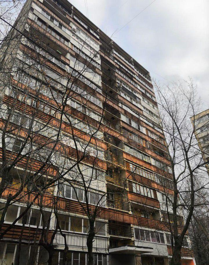 Продажа однокомнатной квартиры Москва, метро Измайловская, 3-я Парковая улица 27, цена 9600000 рублей, 2021 год объявление №607142 на megabaz.ru