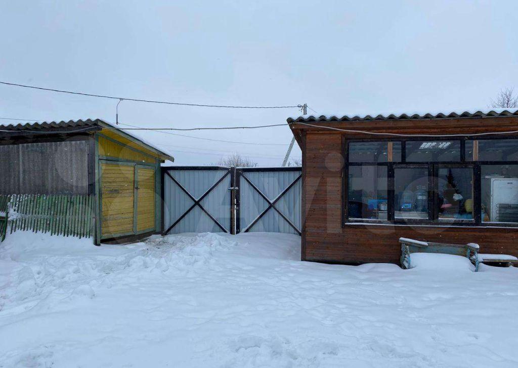 Продажа дома деревня Ваулино, цена 1500000 рублей, 2021 год объявление №607123 на megabaz.ru