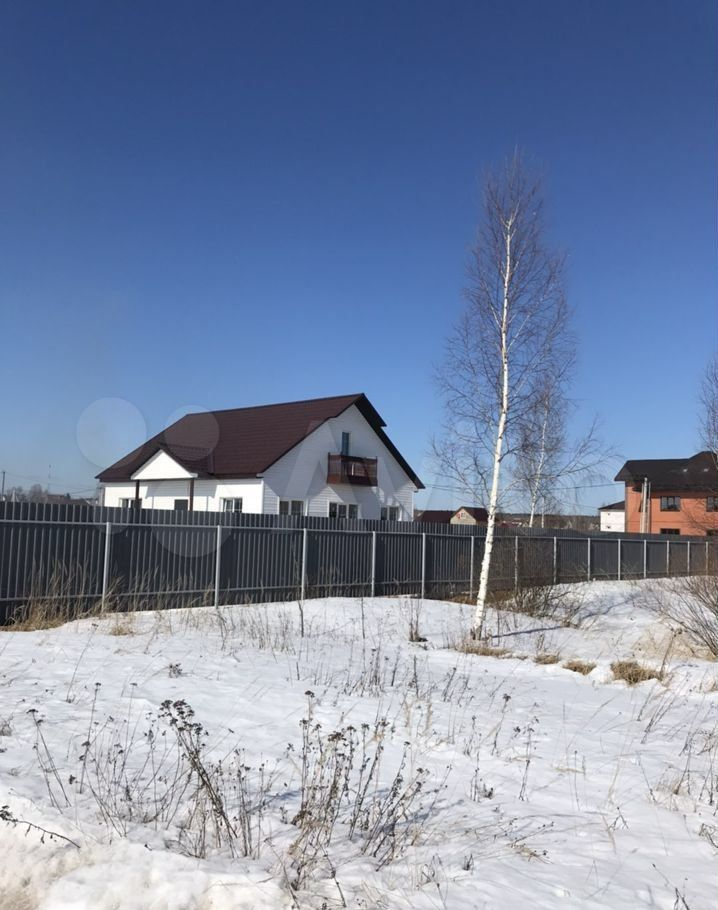 Продажа дома деревня Губино, цена 4700000 рублей, 2021 год объявление №590612 на megabaz.ru