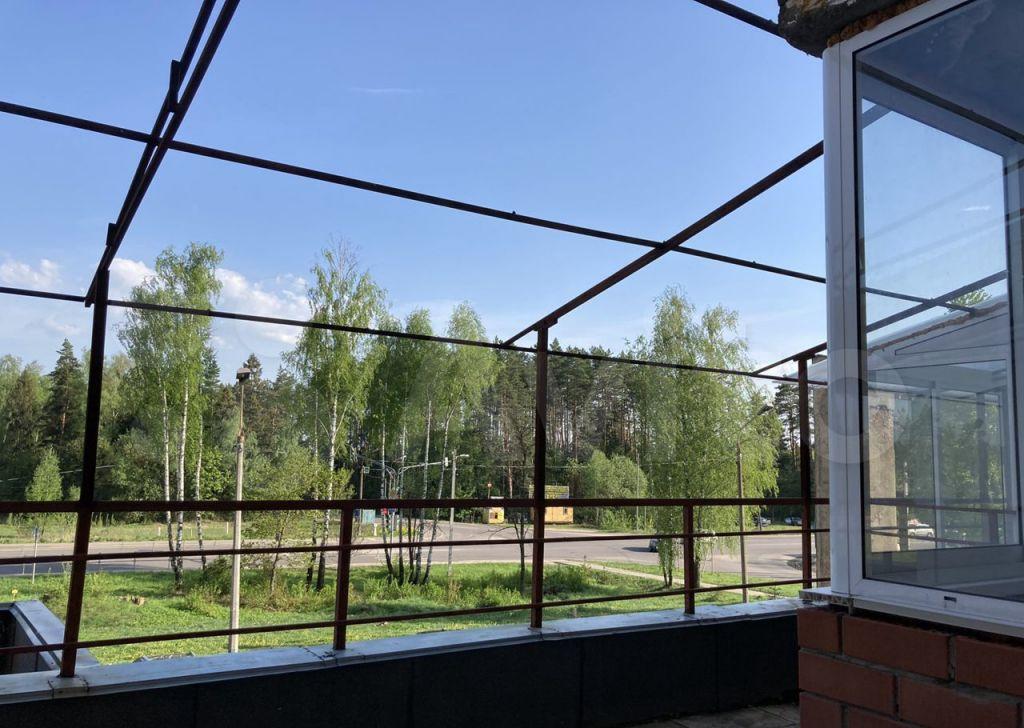 Продажа однокомнатной квартиры поселок Литвиново, цена 3300000 рублей, 2021 год объявление №590473 на megabaz.ru