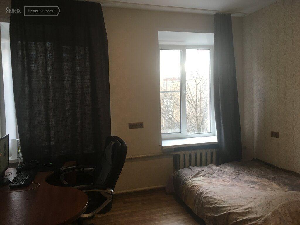 Продажа комнаты Москва, метро Белорусская, Средний Тишинский переулок 3, цена 6900000 рублей, 2021 год объявление №637462 на megabaz.ru
