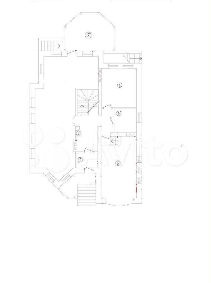 Продажа дома деревня Сивково, 1-я Центральная улица, цена 30000000 рублей, 2021 год объявление №572953 на megabaz.ru