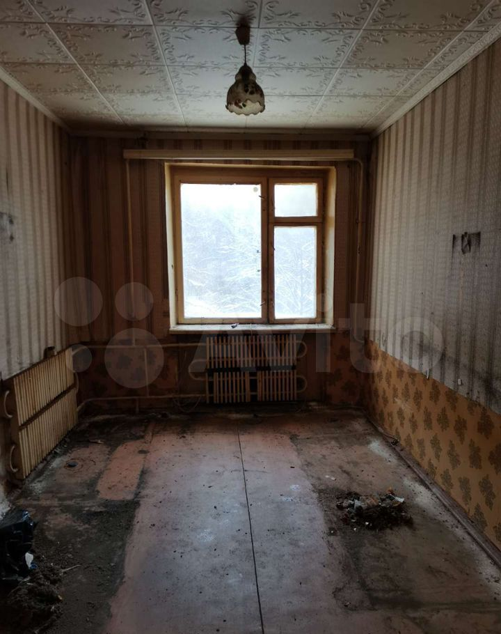 Продажа комнаты поселок Любучаны, Заводская улица 1, цена 1000000 рублей, 2021 год объявление №557637 на megabaz.ru