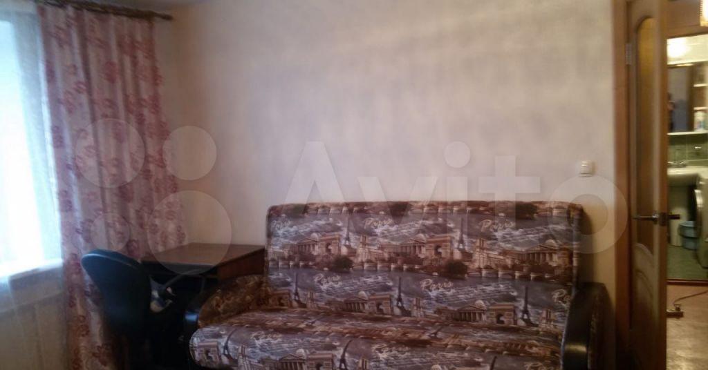 Аренда однокомнатной квартиры Красноармейск, улица Чкалова 5, цена 18000 рублей, 2021 год объявление №1373669 на megabaz.ru