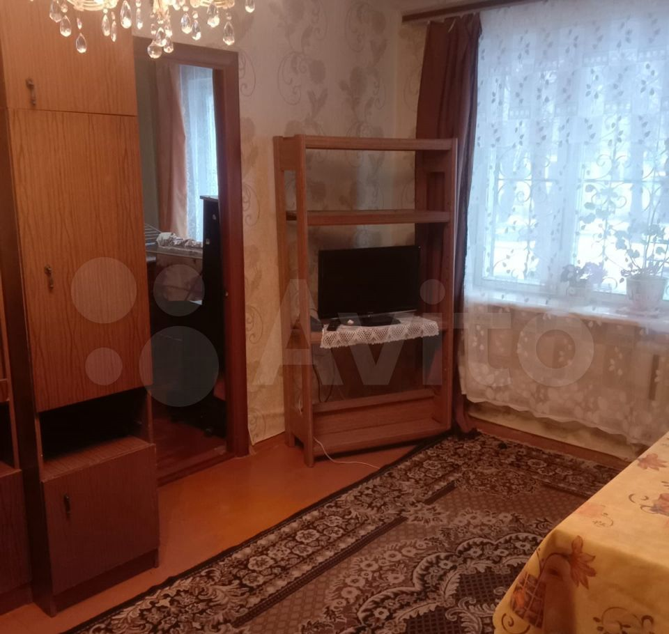 Аренда двухкомнатной квартиры Хотьково, 2-я Рабочая улица 48, цена 17000 рублей, 2021 год объявление №1401979 на megabaz.ru