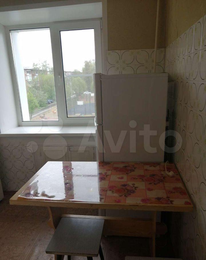 Аренда однокомнатной квартиры Кашира, Юбилейная улица, цена 15600 рублей, 2021 год объявление №1341329 на megabaz.ru
