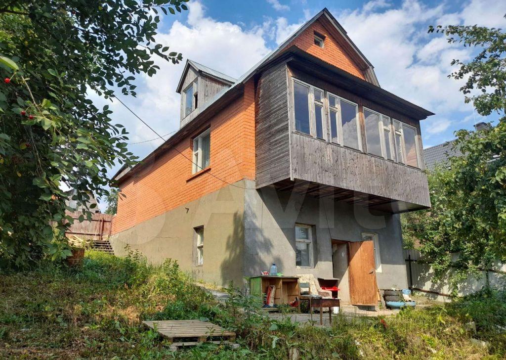 Продажа дома деревня Картино, Речной переулок, цена 6900000 рублей, 2021 год объявление №625378 на megabaz.ru