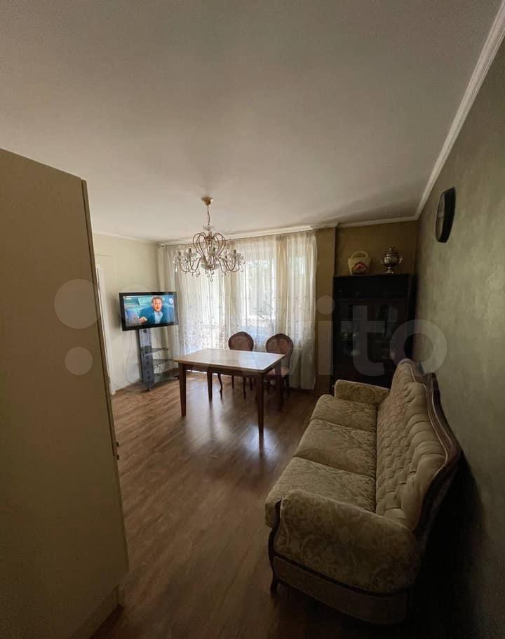Аренда трёхкомнатной квартиры поселок Барвиха, цена 50000 рублей, 2021 год объявление №1431189 на megabaz.ru