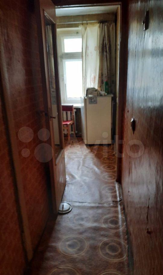 Продажа однокомнатной квартиры поселок Реммаш, Институтская улица 4, цена 1500000 рублей, 2021 год объявление №608681 на megabaz.ru