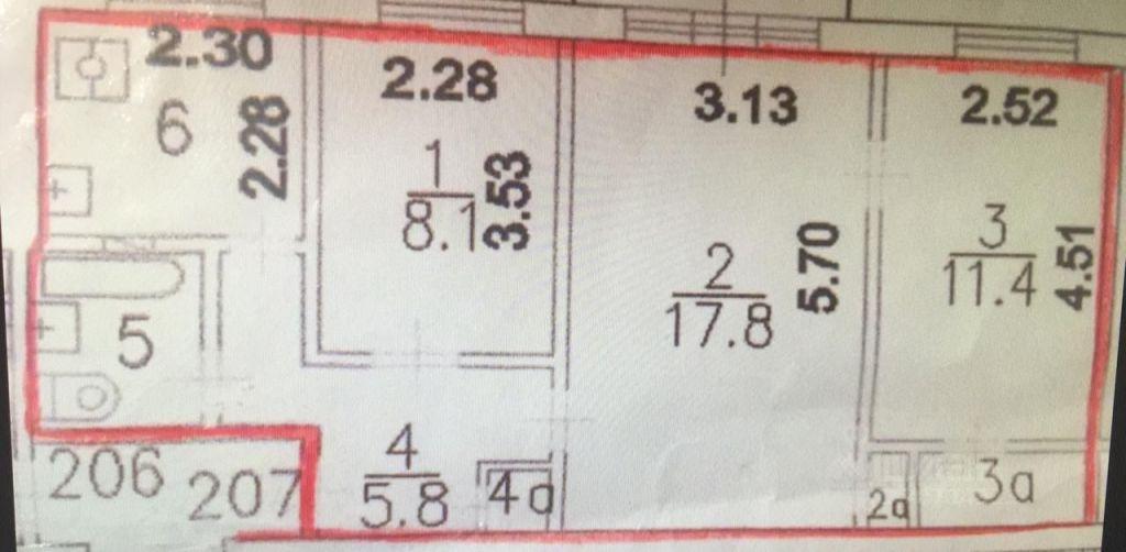 Продажа трёхкомнатной квартиры Москва, метро Варшавская, Артековская улица 7к3, цена 13750000 рублей, 2021 год объявление №613158 на megabaz.ru