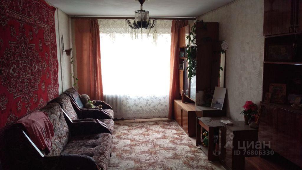 Продажа трёхкомнатной квартиры Бронницы, Строительная улица 11, цена 6500000 рублей, 2021 год объявление №658701 на megabaz.ru