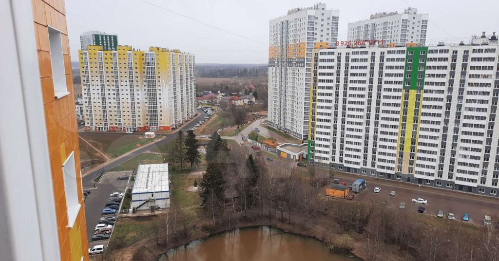 Продажа двухкомнатной квартиры деревня Голубое, Тверецкий проезд 21, цена 6500000 рублей, 2021 год объявление №608800 на megabaz.ru