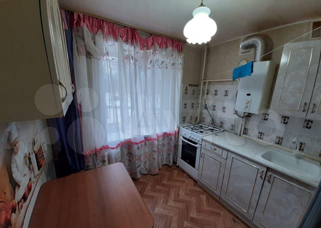 Аренда однокомнатной квартиры Краснозаводск, Театральная улица 12, цена 13000 рублей, 2021 год объявление №1374847 на megabaz.ru