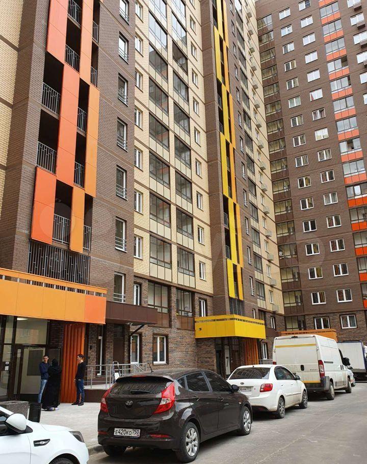 Аренда однокомнатной квартиры Москва, улица Академика Северина 7/1, цена 25000 рублей, 2021 год объявление №1373942 на megabaz.ru