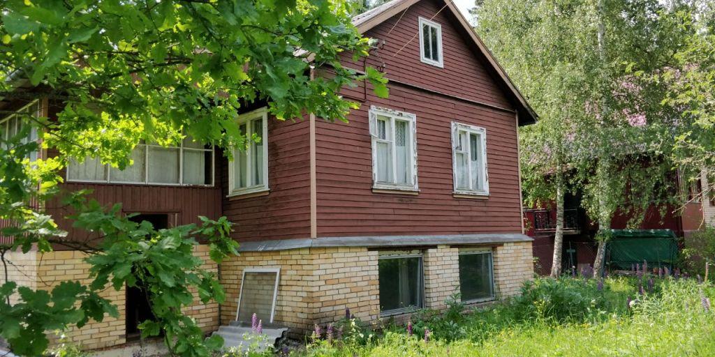 Продажа дома садовое товарищество Родник, Солнечная улица, цена 4000000 рублей, 2021 год объявление №632923 на megabaz.ru