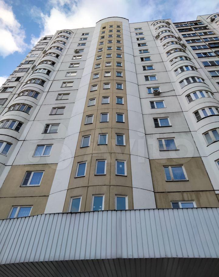 Продажа однокомнатной квартиры Москва, метро Багратионовская, улица Олеко Дундича 7, цена 12990000 рублей, 2021 год объявление №609438 на megabaz.ru