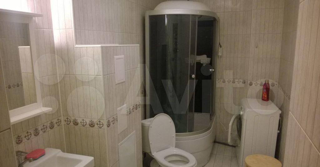 Аренда однокомнатной квартиры Волоколамск, улица Панфилова 5, цена 17000 рублей, 2021 год объявление №1373965 на megabaz.ru