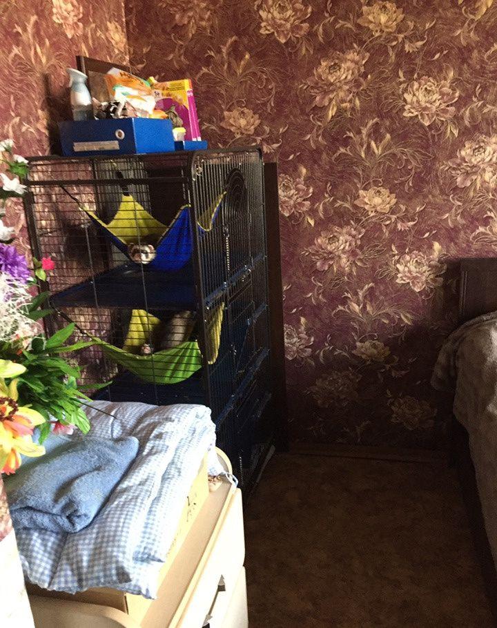 Продажа двухкомнатной квартиры рабочий поселок Оболенск, Осенний бульвар 3Б, цена 1600000 рублей, 2021 год объявление №376183 на megabaz.ru