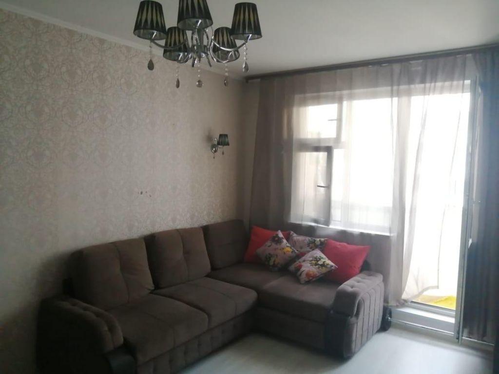 Аренда двухкомнатной квартиры деревня Брёхово, цена 27000 рублей, 2021 год объявление №1148709 на megabaz.ru