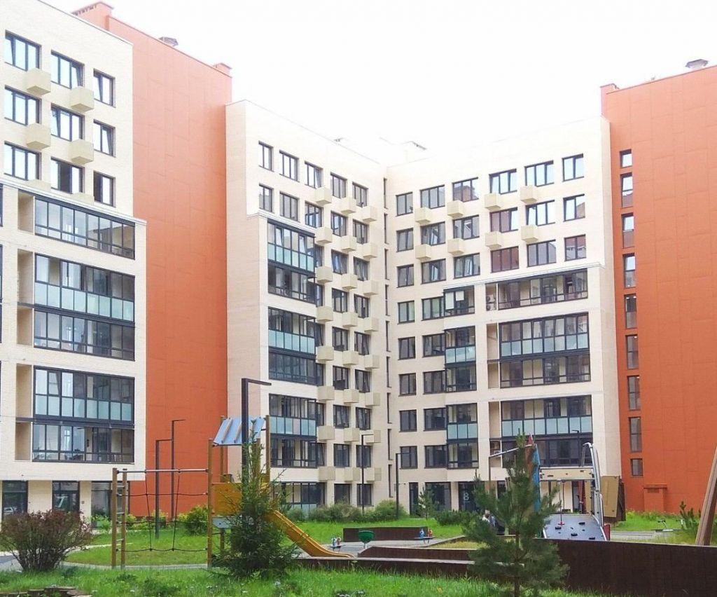 Аренда однокомнатной квартиры поселок Отрадное, Пятницкая улица 12, цена 34000 рублей, 2021 год объявление №1106867 на megabaz.ru
