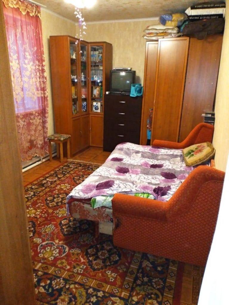 Продажа двухкомнатной квартиры село Осташево, Лесная улица 13, цена 1350000 рублей, 2020 год объявление №392435 на megabaz.ru