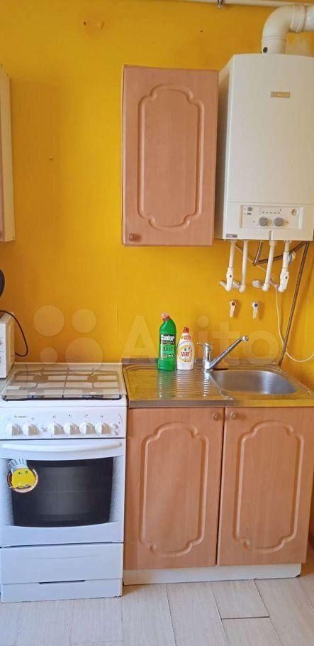 Аренда однокомнатной квартиры село Верзилово, Молодёжная улица 41к1, цена 10000 рублей, 2021 год объявление №1374269 на megabaz.ru