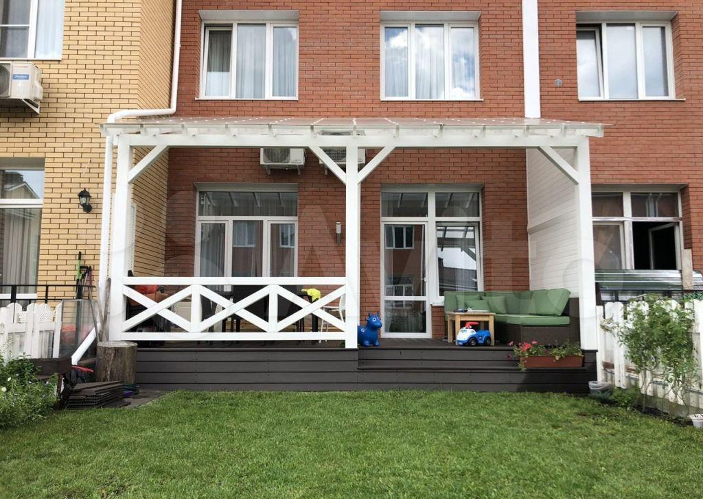 Продажа дома деревня Нефедьево, Артековская улица 16к5, цена 16200000 рублей, 2021 год объявление №625094 на megabaz.ru