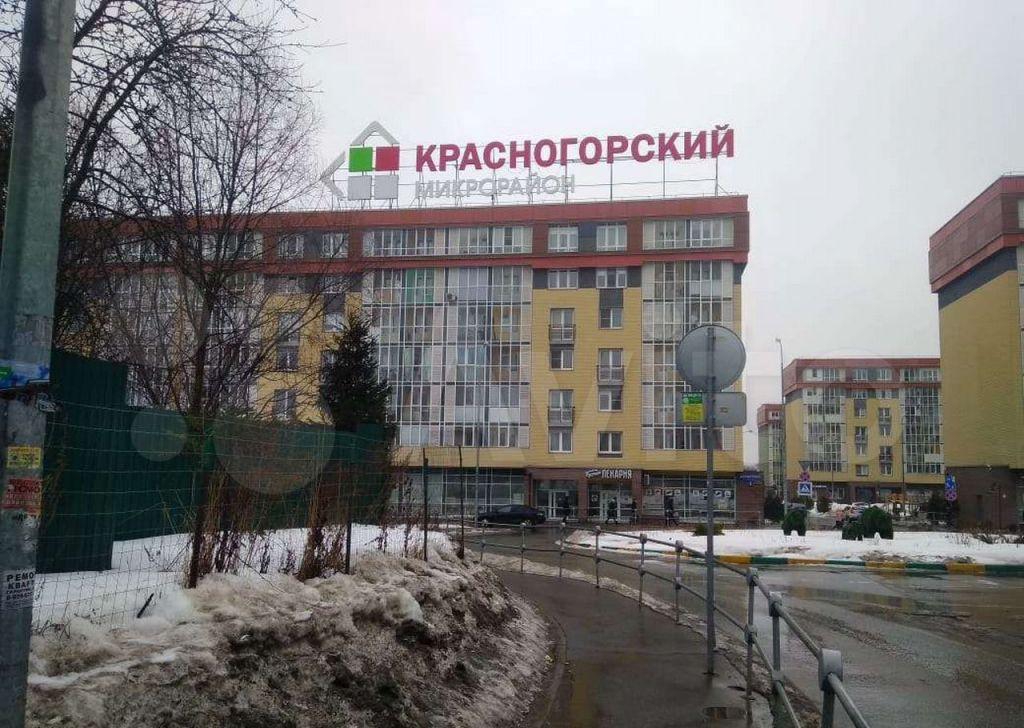 Продажа студии рабочий посёлок Нахабино, улица Белобородова 4, цена 3950000 рублей, 2021 год объявление №609764 на megabaz.ru