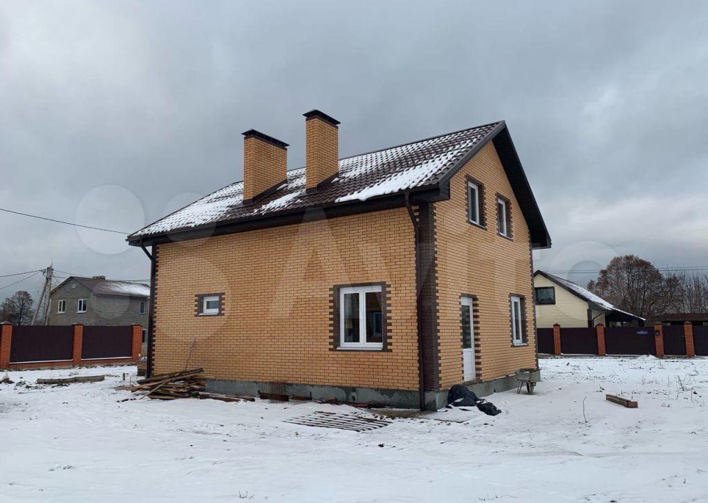 Продажа дома село Константиново, Кленовая улица, цена 4800000 рублей, 2021 год объявление №612005 на megabaz.ru