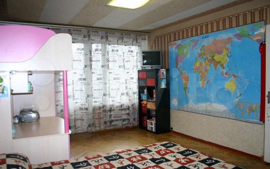 Продажа однокомнатной квартиры Москва, метро Площадь Ильича, Волочаевская улица 6, цена 9700000 рублей, 2021 год объявление №612110 на megabaz.ru