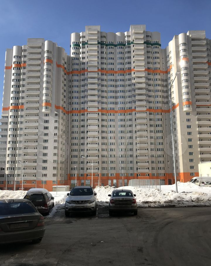 Продажа трёхкомнатной квартиры рабочий поселок Новоивановское, метро Молодежная, Можайское шоссе 52, цена 17250000 рублей, 2021 год объявление №529322 на megabaz.ru