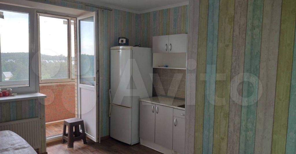 Продажа однокомнатной квартиры дачный посёлок Поварово, цена 4499000 рублей, 2021 год объявление №666703 на megabaz.ru