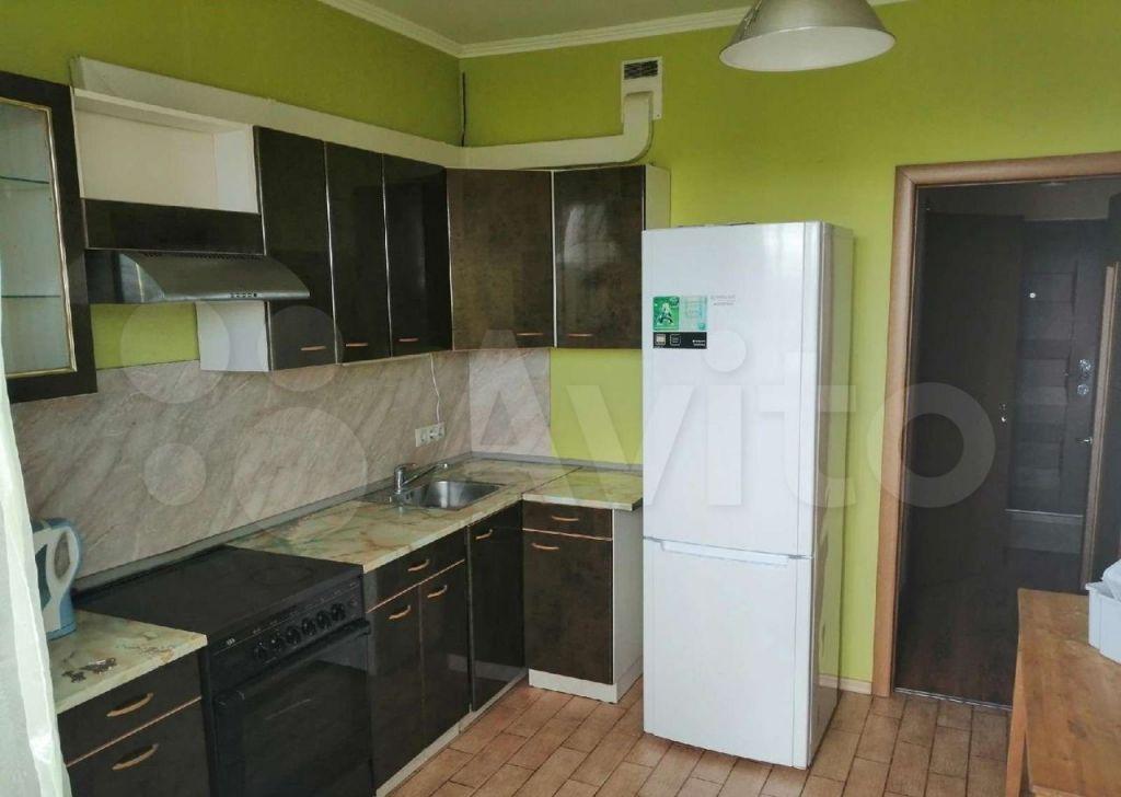 Аренда однокомнатной квартиры поселок Аничково, цена 20000 рублей, 2021 год объявление №1374898 на megabaz.ru