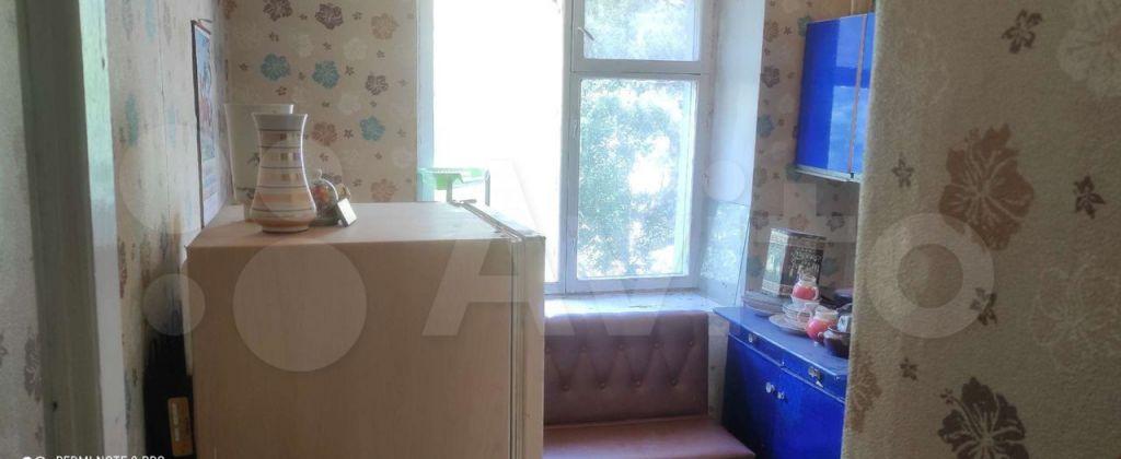 Продажа однокомнатной квартиры Ликино-Дулёво, Коммунистическая улица 50А, цена 1300000 рублей, 2021 год объявление №627881 на megabaz.ru