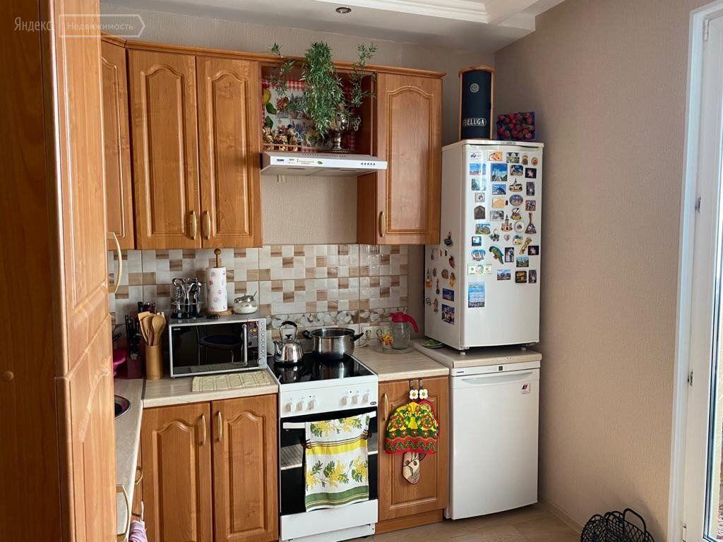 Продажа трёхкомнатной квартиры деревня Сапроново, метро Домодедовская, цена 12200000 рублей, 2021 год объявление №667419 на megabaz.ru