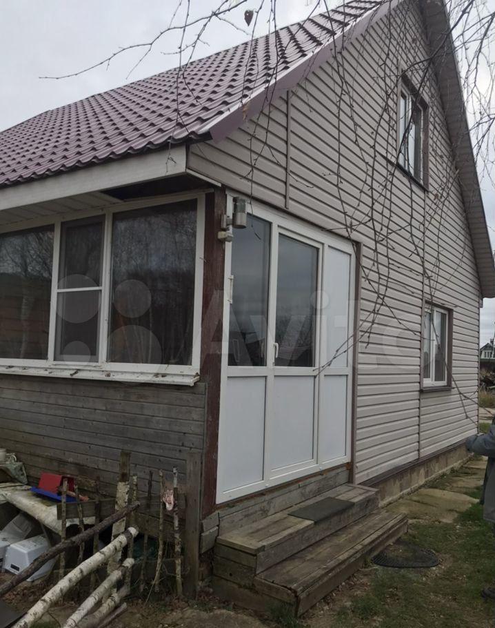 Аренда дома деревня Крюково, цена 5000 рублей, 2021 год объявление №1375022 на megabaz.ru
