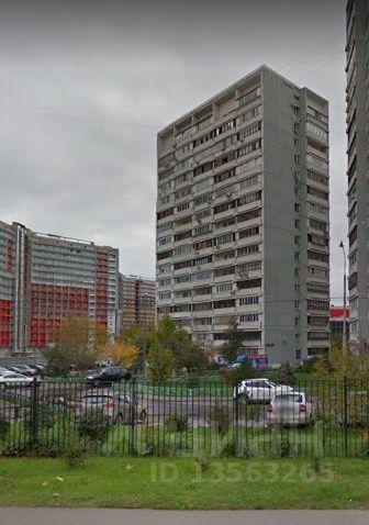 Продажа однокомнатной квартиры Москва, метро Строгино, улица Твардовского 6к4, цена 10150000 рублей, 2021 год объявление №617591 на megabaz.ru