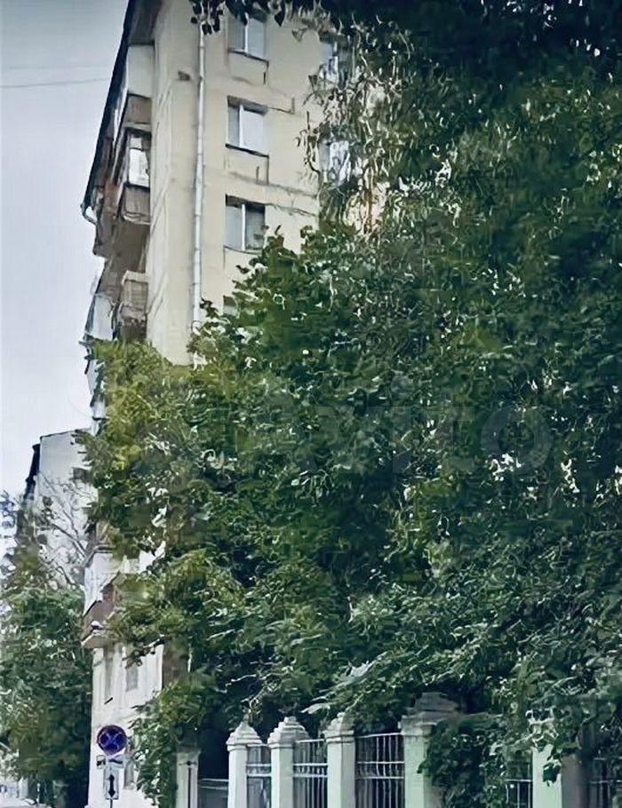 Продажа двухкомнатной квартиры Москва, метро Чистые пруды, переулок Огородная Слобода 10, цена 20000000 рублей, 2021 год объявление №626229 на megabaz.ru