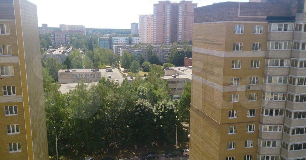 Продажа однокомнатной квартиры Подольск, Юбилейная улица 23, цена 5300000 рублей, 2021 год объявление №619512 на megabaz.ru