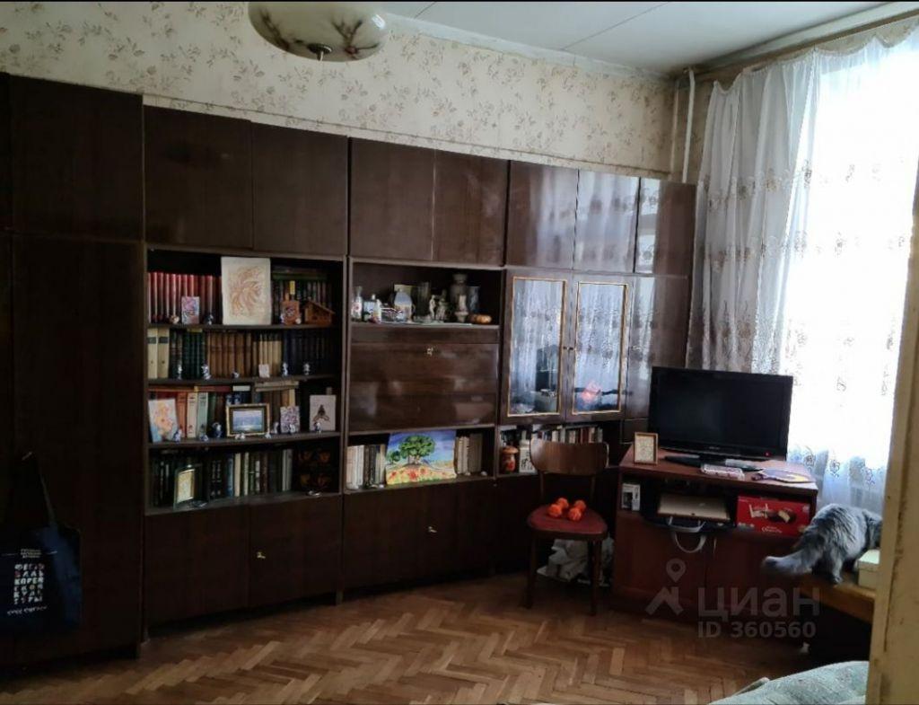 Продажа двухкомнатной квартиры Москва, метро Нагатинская, улица Садовники 9, цена 12900000 рублей, 2021 год объявление №619557 на megabaz.ru
