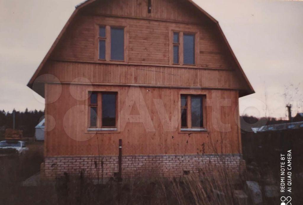 Продажа дома деревня Новинки, цена 3500000 рублей, 2021 год объявление №593711 на megabaz.ru