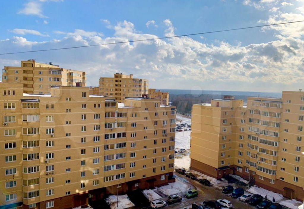 Аренда студии село Рождествено, Сиреневый бульвар 1, цена 17000 рублей, 2021 год объявление №1376126 на megabaz.ru