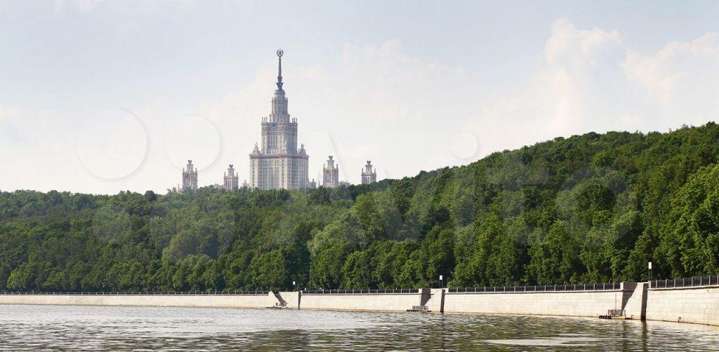Продажа трёхкомнатной квартиры Москва, метро Студенческая, цена 41781600 рублей, 2021 год объявление №619853 на megabaz.ru