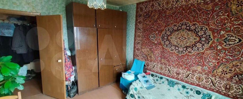 Продажа двухкомнатной квартиры деревня Васютино, цена 2100000 рублей, 2021 год объявление №644932 на megabaz.ru